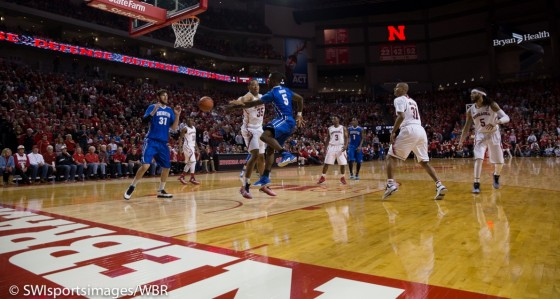 Big Shots and Stifling Defense Leads Creighton to Road Win Over Nebraska