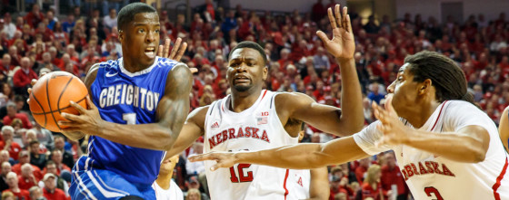 Highlight Reel: Creighton at Nebraska