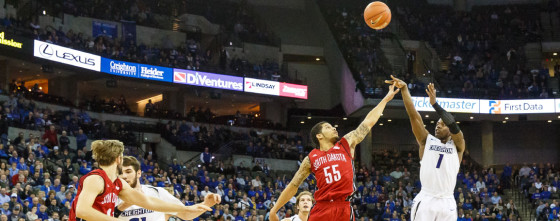 Photo Gallery: Creighton 91, South Dakota 88 (2OT)