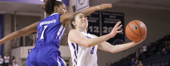 Youthful Heroics Help the Creighton Women's Hoops Take Down Kansas in Instant Classic