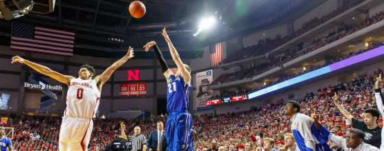 Morning After: Creighton 65, Nebraska 55