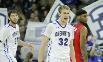 Photo Gallery: Creighton Men's Basketball Falls at Home to DePaul