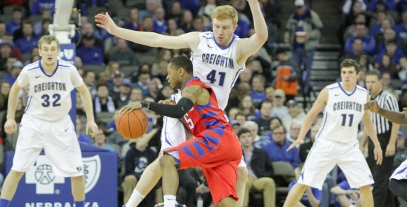 DePaul's Hot Start Too Much, Creighton Drops Fourth in a Row