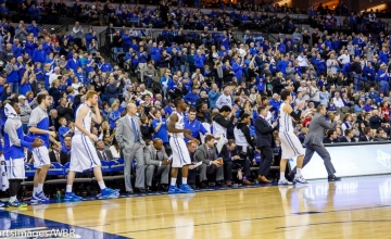 Photo Gallery: Creighton Men's Basketball Loses Heartbreaker Against Seton Hall