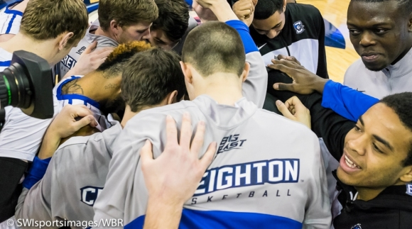 Photo Gallery: Creighton Men's Basketball Gets Win Over Marquette