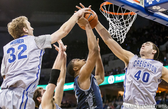 Morning After: #21 Georgetown 67, Creighton 40
