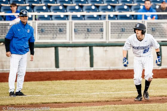 Photo Gallery: Creighton Baseball Home Opener Against Minnesota