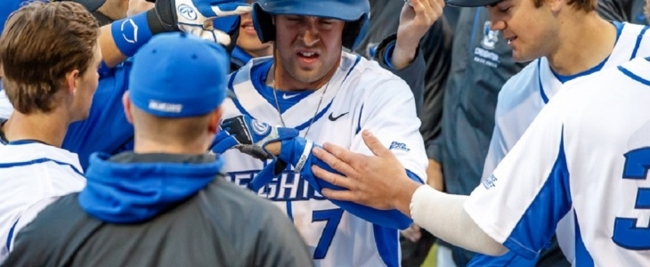 Creighton Baseball Downs South Dakota State for Fifth Win in Last Six Games