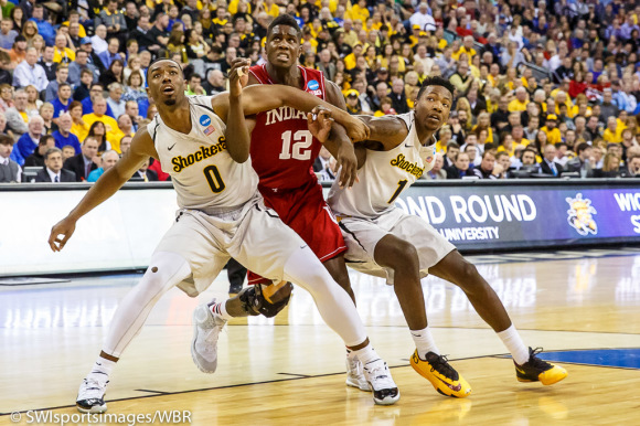NCAA Tournament Recap: Kansas, Wichita State advance, set up long-awaited in-state showdown