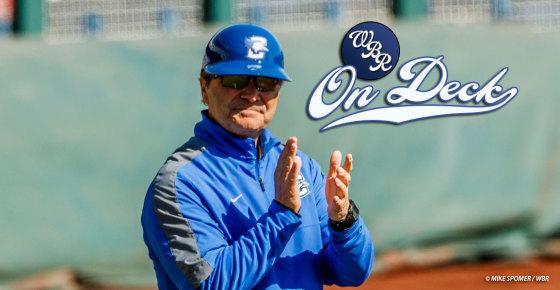 On Deck: Creighton Bluejays Baseball vs. Xavier Musketeers