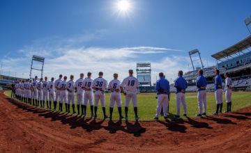 Photo Gallery: Creighton Baseball Splits with Utah Valley