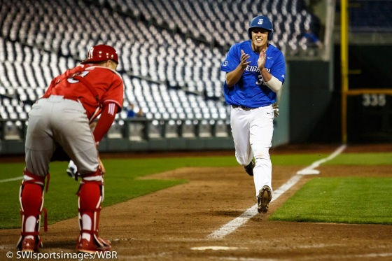 RBI Single in the 9th Clinches Season Series for Nebraska Against Creighton