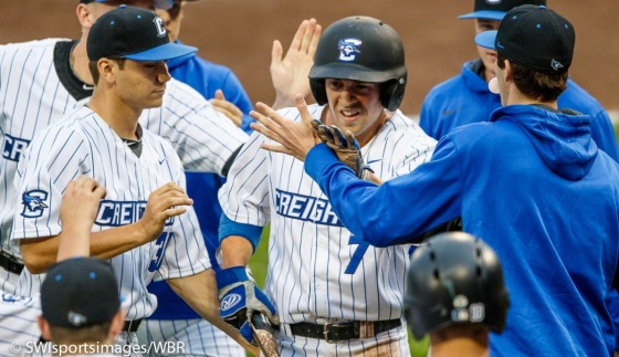 The Tenth Inning: Creighton and St. John's split a rain-shortened series