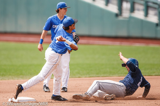 Photo Gallery: Creighton Baseball Sweeps Villanova