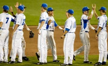 Photo Gallery: Creighton Baseball Defeats Seton Hall in Big East Tournament
