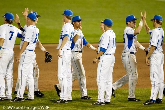 Photo Gallery: Creighton Baseball Defeats Seton Hall in Big East Tournament