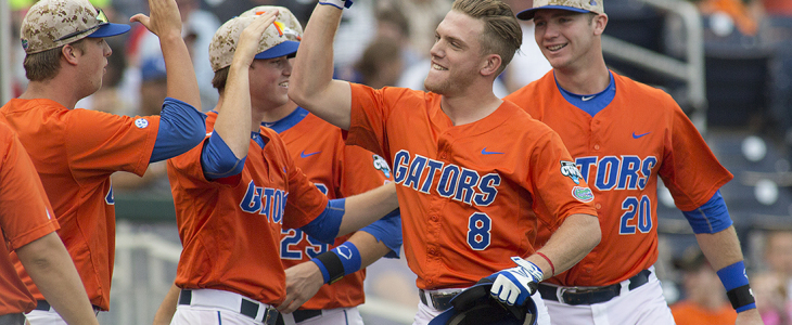 Photo Gallery: Florida's Offense Comes Back to Life against Miami