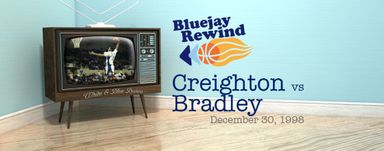 Bluejay Rewind: Jays vs Bradley (12/30/1998)
