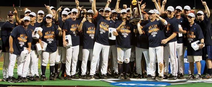 Photo Gallery: Virginia Wins the 2015 College World Series