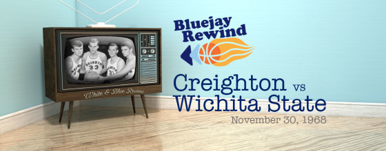 Bluejay Rewind: Jays vs Wichita State (11/30/1968)