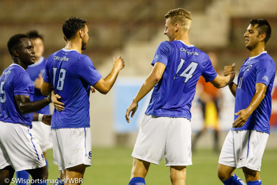 Futbol Friday, Sponsored by Sun Valley Landscaping: 2015 Creighton Men's Soccer Position Preview