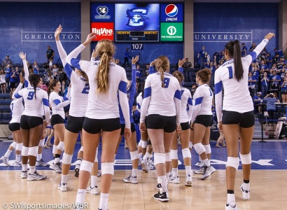 Creighton Volleyball Intends to Continue Raising The Bar