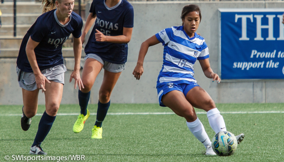 Ross Paule, Creighton Women's soccer Wrap Up Tough First Week With Intrasquad Scrimmage