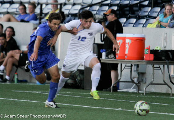 Commentary: Inside the 2015 Creighton Men's Soccer Scrimmage