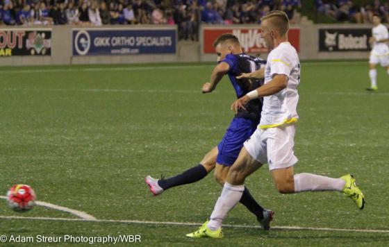Photo Gallery: Fabian Herbers Scores, Creighton Bluejays Blank Michigan 1-0