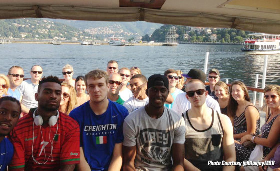 Creighton Basketball in Italy (Days 2 and 3)