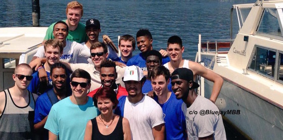 #ForzaJays: Creighton Finishes Italy Trip on High Note