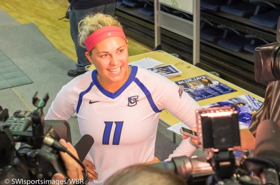 Creighton Volleyball Has Evolved From Rebuilding to Reloading