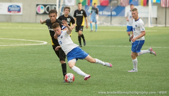 Photo Gallery: Creighton Men's Soccer Rolls Over Milwaukee