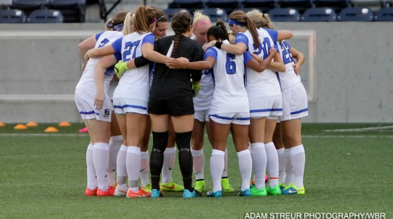 Sachau's Free Kick Leads To A Successful Season-Opener For Creighton