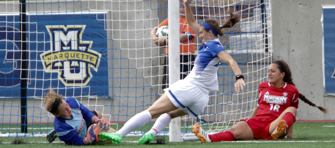 Photo Gallery: Creighton Women's Soccer Dominates Northern Illinois