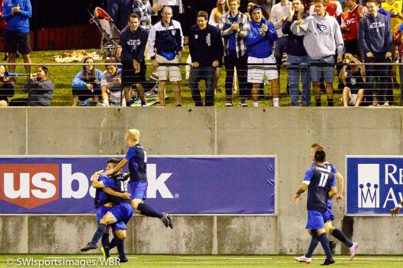Photo Gallery: #1 Creighton Men's Soccer Beats Tulsa 1-0