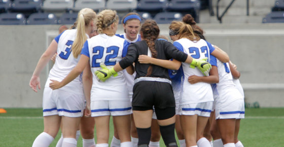 Creighton Women's Soccer Hits the Road in Search of Consistency
