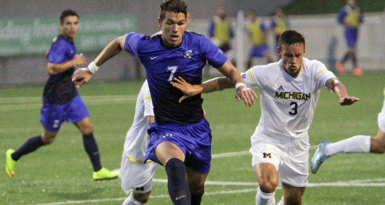 Creighton's Lopez-Espin Working His Way Back to Top Form