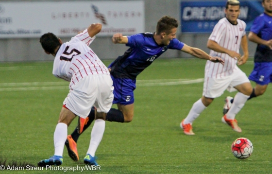 Photo Gallery: Creighton Men's Soccer Gets Dramatic Win Over Cal State-Northridge