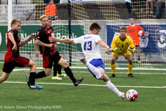Photo Gallery:  #1 Creighton Men's Soccer Wins 2-0 over Northern Illinois