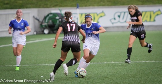 Photo Gallery: Creighton Women's Soccer Trips Up Omaha Rival