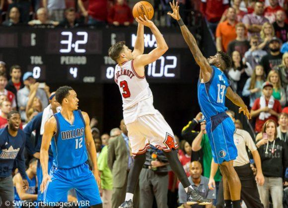 Former Bluejay Doug McDermott Traded From Chicago Bulls to Oklahoma City Thunder