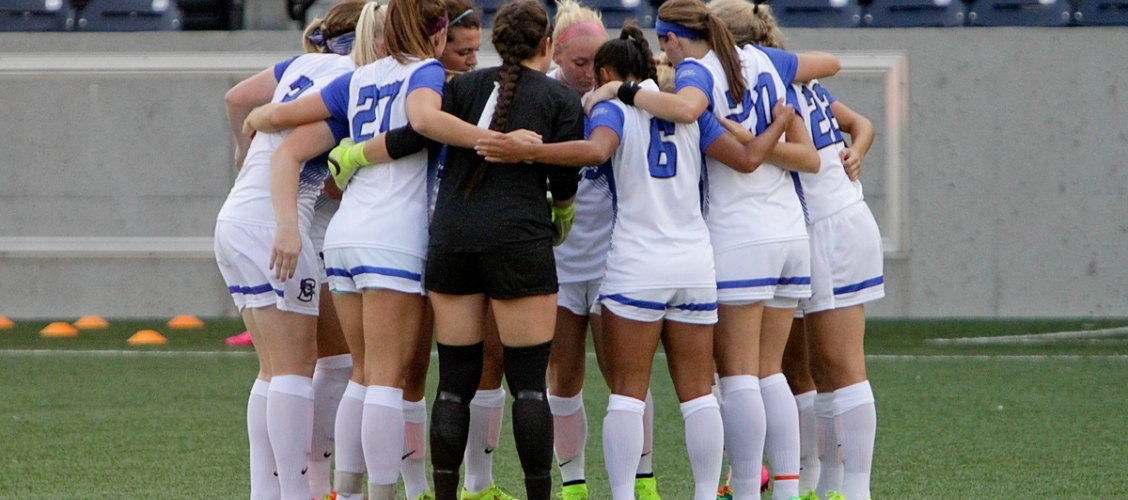 Creighton Women's Soccer Struggles Around the Box Continue in Loss to DePaul