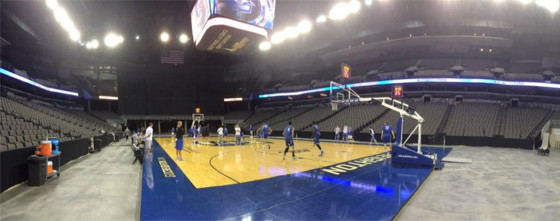 Updates from Week Two of Creighton Men's Basketball Practice