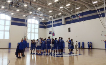 Intensity Ratchets Up in Fourth Week of Practice for Creighton Men's Basketball