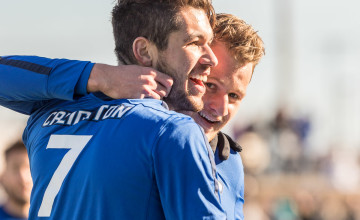 Photo Gallery: Creighton Men's Soccer Drubs Drake 5-1 in NCAA Round of 32