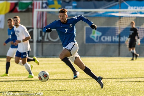 Creighton's road to the College Cup begins with win over Drake