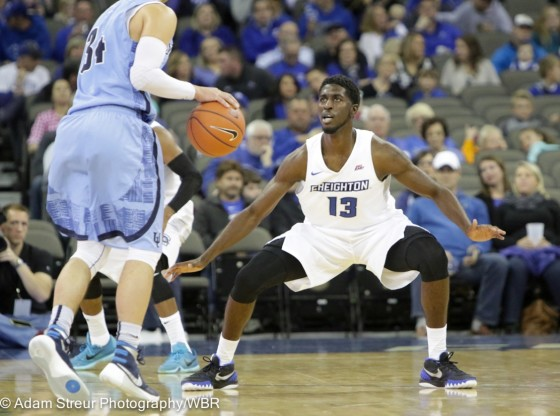 Photo Gallery:  Creighton Men's Basketball Trounces Upper Iowa