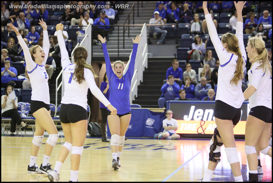 Creighton Punches Ticket to NCAA Tournament by Sweeping Villanova