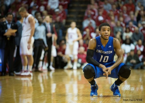 Photo Gallery: Creighton Men's Basketball Slammed By Indiana
